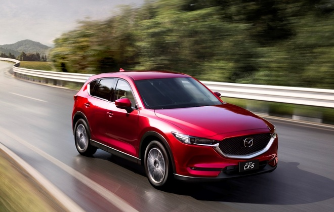 Mazda CX-5 dat doanh so hon 3.300 xe trong quy I hinh anh