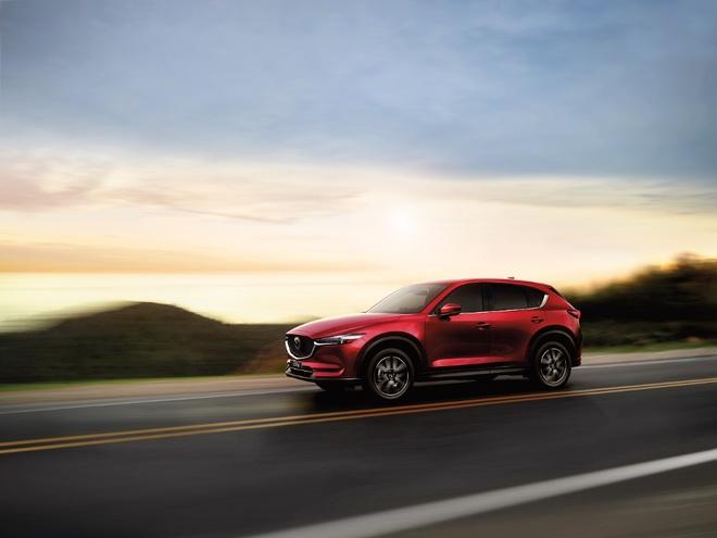 Mazda CX-5 dat doanh so hon 3.300 xe trong quy I hinh anh 10