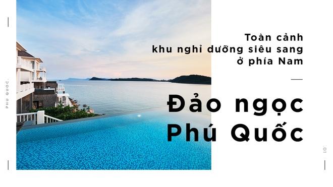 Toan canh khu nghi duong sieu sang o phia Nam dao ngoc Phu Quoc hinh anh