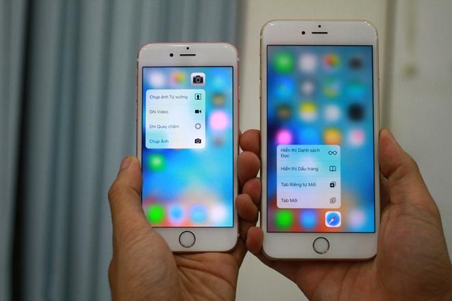 Mua iPhone 6S, 6S Plus cu trung iPhone X tai Di Dong Viet hinh anh