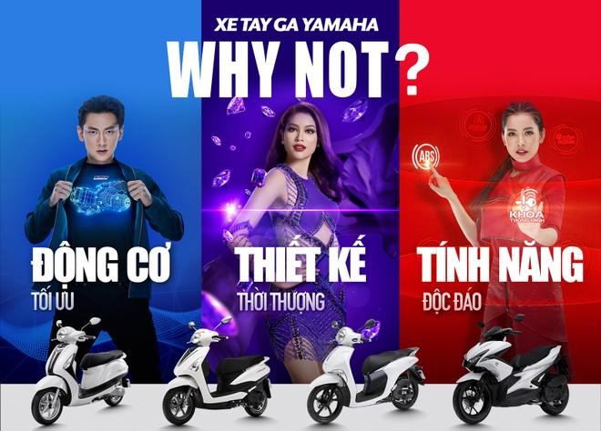 Dong co Blue Core tren xe tay ga Yamaha tiet kiem xang den muc nao? hinh anh 3