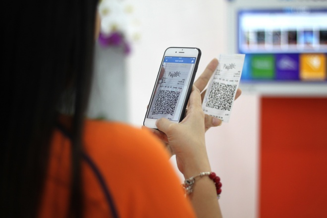 Mo rong thanh toan qua ma QR tren toan quoc hinh anh 2