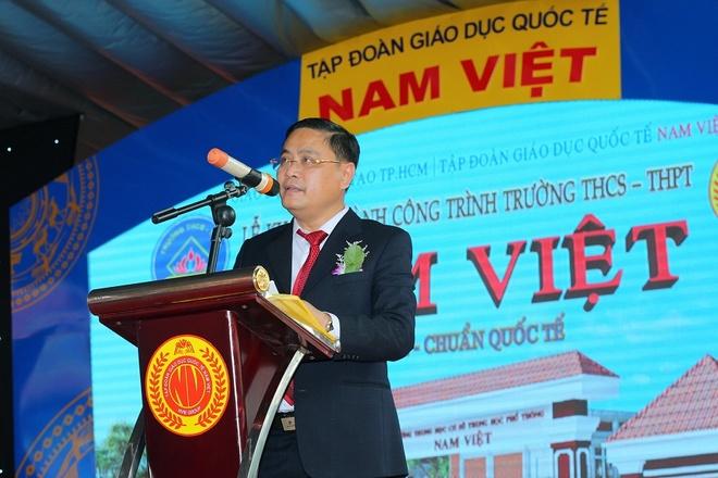 Truong THCS - THPT Nam Viet ghi dau voi phuong phap hoc ma choi hinh anh 1