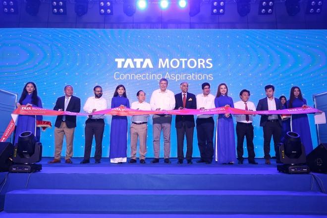 Tata Motors dat gan 2.700 ty rupee doanh thu nam 2017 hinh anh 2