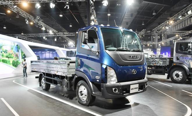 Tata Motors dat gan 2.700 ty rupee doanh thu nam 2017 hinh anh 1