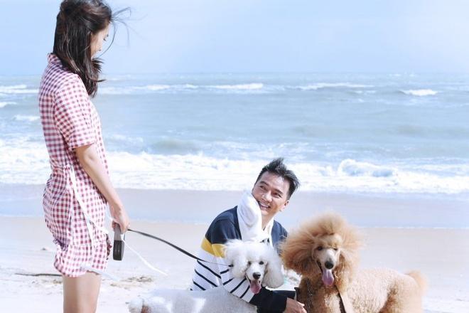 Dam Vinh Hung noi ve nguoi thu 3 trong MV 'Yeu tan cung, dau tan cung' hinh anh