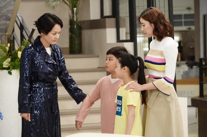 Gap lai my nhan khong tuoi Oh Ji Eun trong 'Nguoi me khong ten' hinh anh
