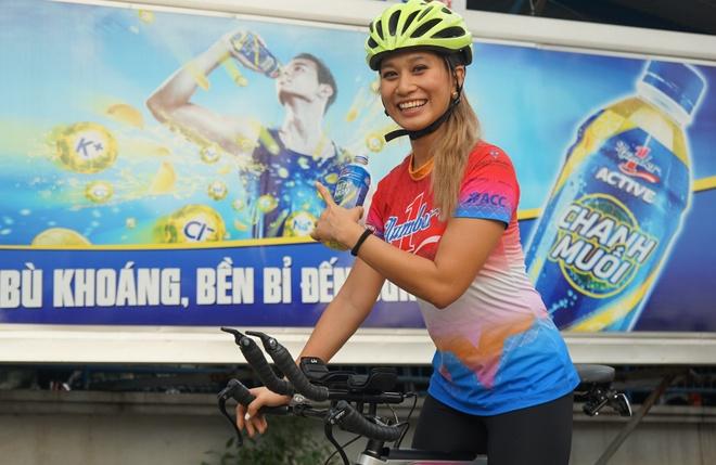 Co gai Viet chinh phuc 224 km duong bang o Bac Cuc hinh anh 3