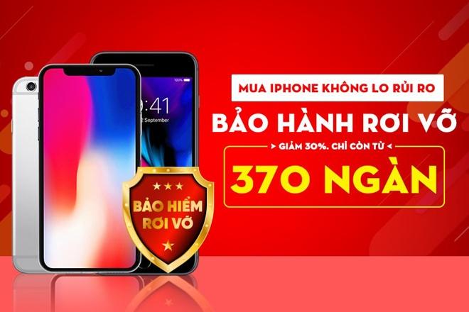iPhone 7/7 Plus bao hanh mot doi mot ca roi vo tai Di Dong Viet hinh anh 4