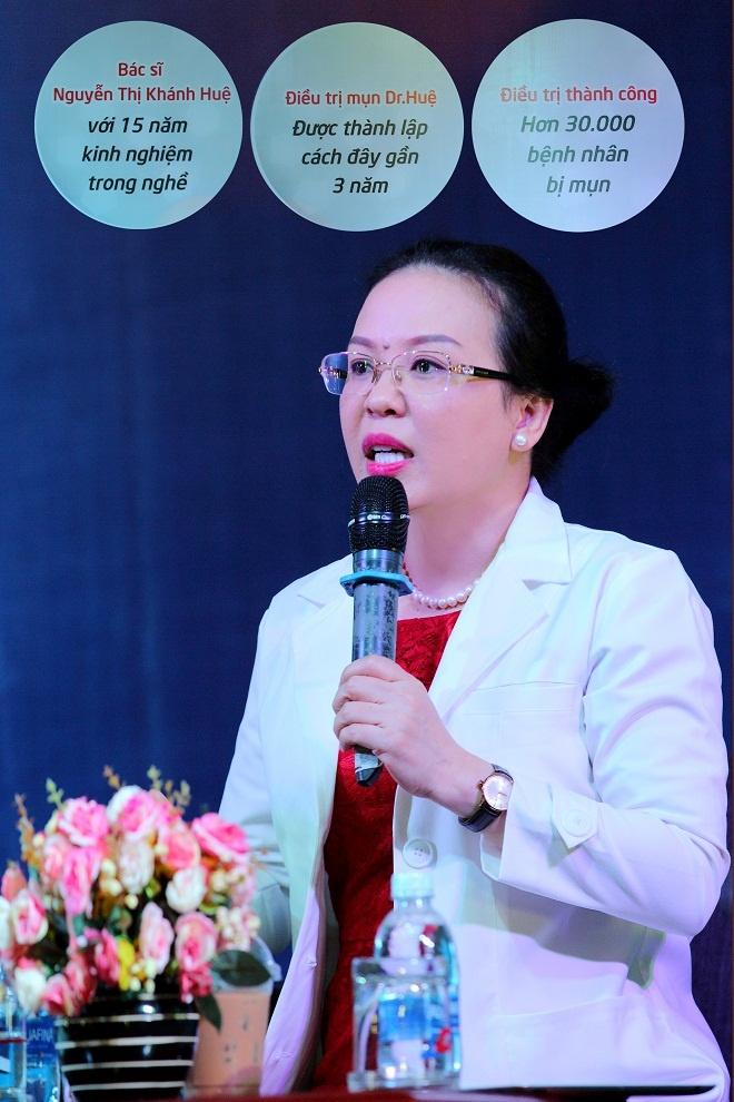 Trung tam tri mun Dr. Hue dong hanh cung sinh vien DH Ton Duc Thang hinh anh 7