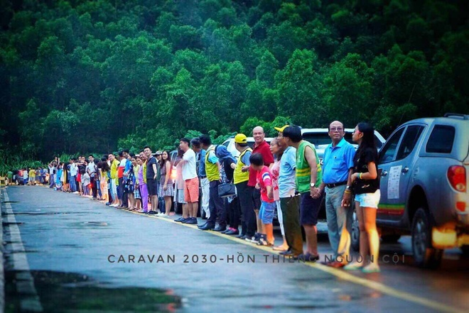 Caravan thien nguyen lan thu 13 cua CLB doanh nhan Hai Muoi Ba Muoi hinh anh