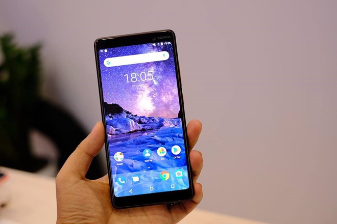 Nokia 7 Plus: Man hinh 18:9, chip Snapdragon 660 hinh anh 2