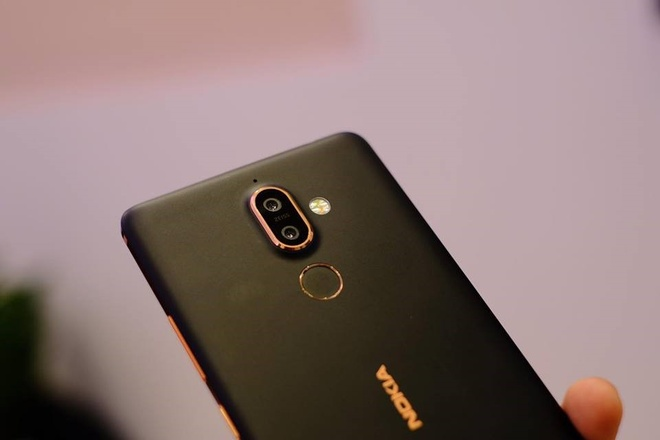 Nokia 7 Plus: Man hinh 18:9, chip Snapdragon 660 hinh anh 4