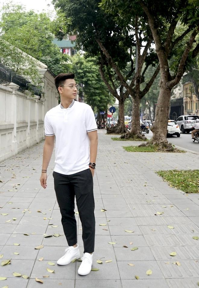 Hot boy cau long Pham Hong Nam: 'VDV chay show la chuyen binh thuong' hinh anh 5