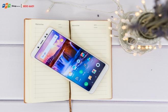 FPT Shop tang 1.000 loa Xiaomi Basic 2 cho khach mua Redmi Note 5 hinh anh 2