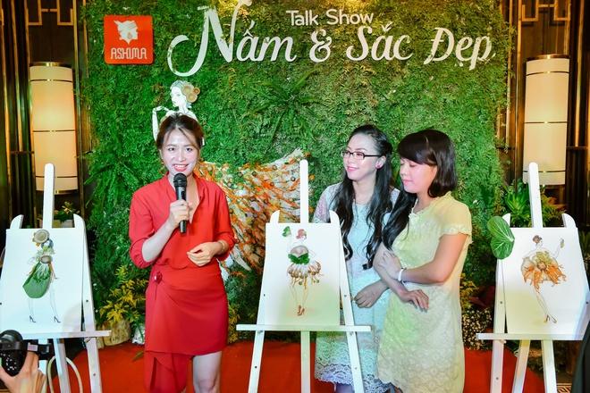 Trac Thuy Mieu, Do My Linh ban ve cai dep tai 'Nam va sac dep VIII' hinh anh 4