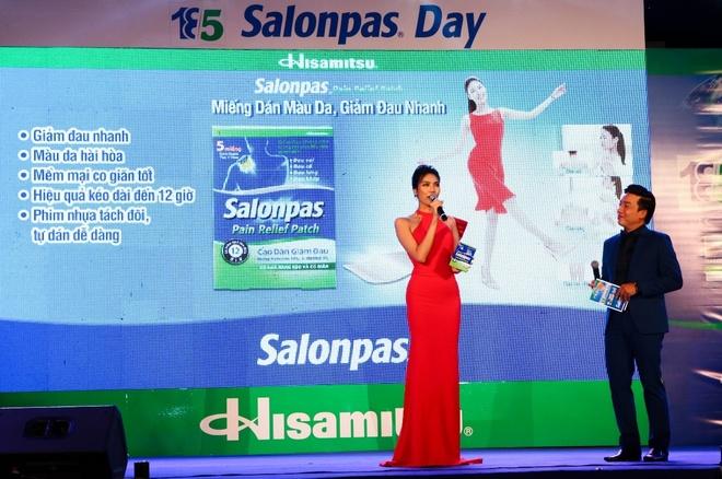 My Tam, Trong Hieu Idol hoi ngo trong dem nhac 'Salonpas Day' hinh anh 3