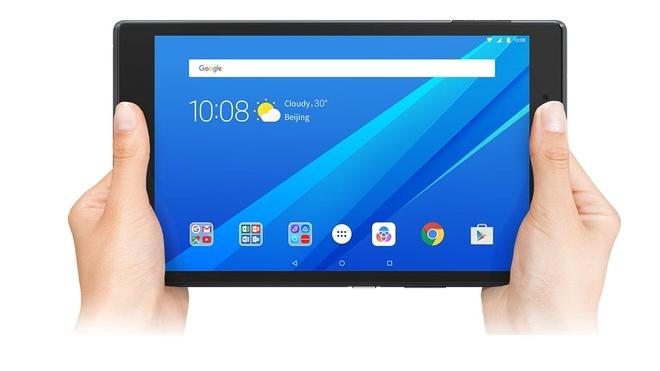 Lenovo Tab 4 8 - tablet giai tri tien dung trong tam gia 4 trieu dong hinh anh 1