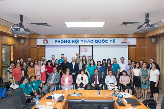 Viet Nam - diem cuoi trong 'Festival of Learning' cua DH Bournemouth hinh anh 4
