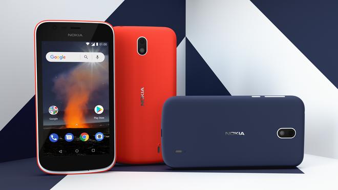 Nokia 1 trang bi tinh nang bao mat Google Play Protect hinh anh