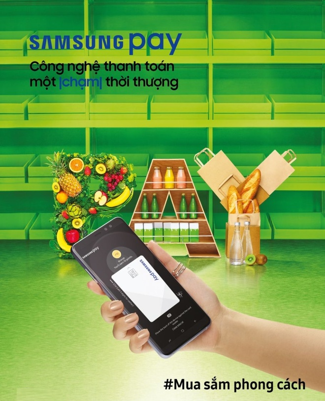 Samsung Pay them tinh nang moi, toi uu hoa trai nghiem nguoi dung hinh anh 5