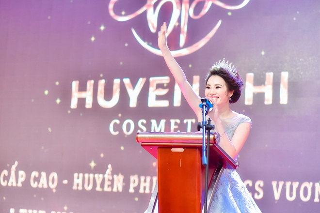My pham Huyen Phi to chuc thanh cong 'The Inspiration Gala Dinner' hinh anh 2