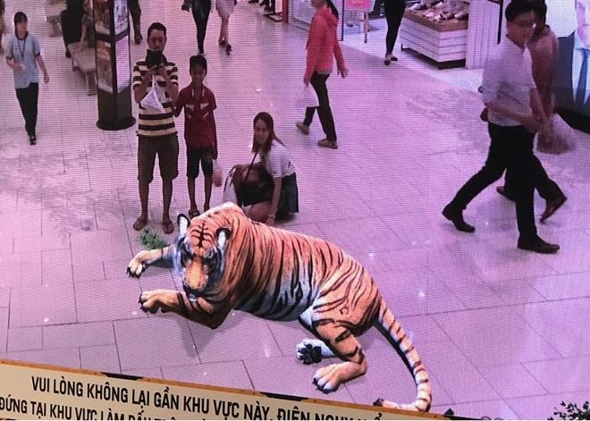 Trai nghiem thuc te ao tang cuong tai AEON Mall Binh Tan hinh anh