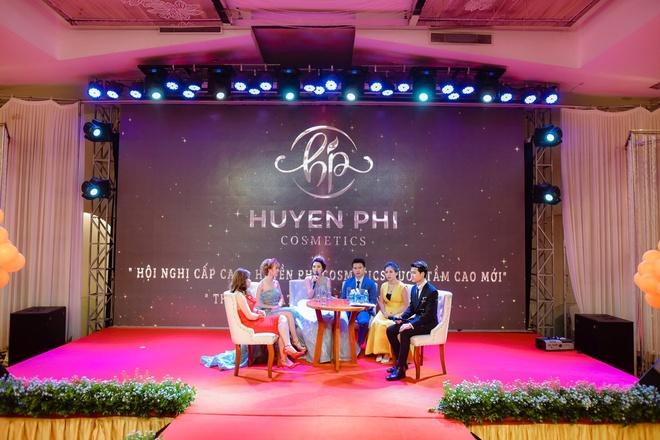 My pham Huyen Phi to chuc thanh cong 'The Inspiration Gala Dinner' hinh anh 4