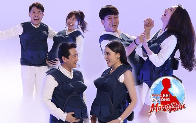 FE Credit dong hanh cung gameshow y nghia 'Khi dan ong mang bau' hinh anh