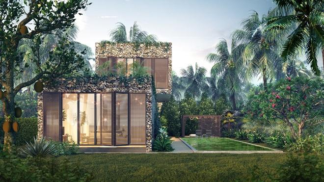 BHMA se quan ly khach san 5 sao X2 Eco-Resort & Residence, Hoi An hinh anh
