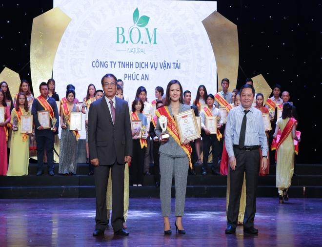 B.O.M Natural dat top 50 thuong hieu ua chuong 2018 hinh anh 2
