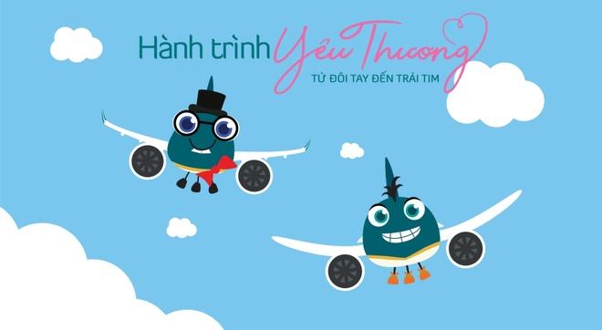 VNA tang 2.500 thu bong cho hanh khach nhi dip 1/6 hinh anh 2