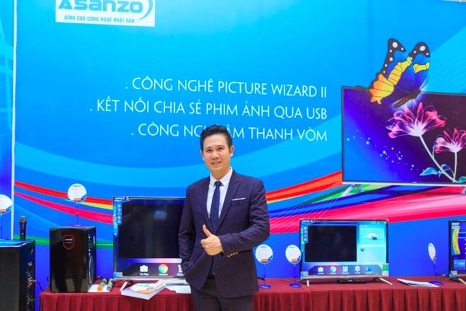 CEO Asanzo: Tu nguoi bung pho, tai hang den ong chu hang TV trieu do hinh anh 2