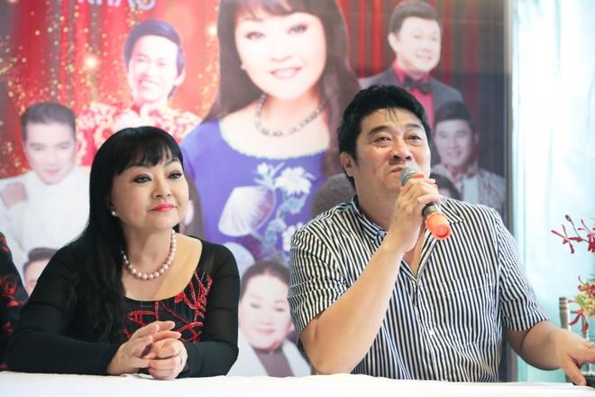 Dao dien Tran Vi My: 'Liveshow cua Huong Lan se khong co chieu tro' hinh anh