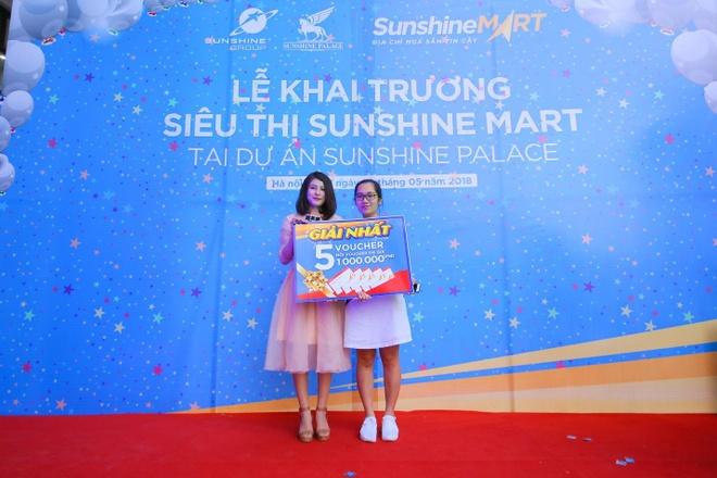 Sieu thi Sunshine Mart Hoang Mai chinh thuc di vao hoat dong hinh anh 7