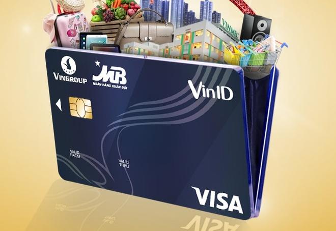 Ra mat the lien ket VinID-MB Visa voi tinh nang '2 trong 1' hinh anh