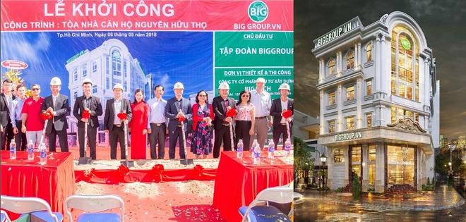 CEO Vo Phi Nhat Huy: 'Big Group tien phong voi mo hinh BDS cong dong' hinh anh 3