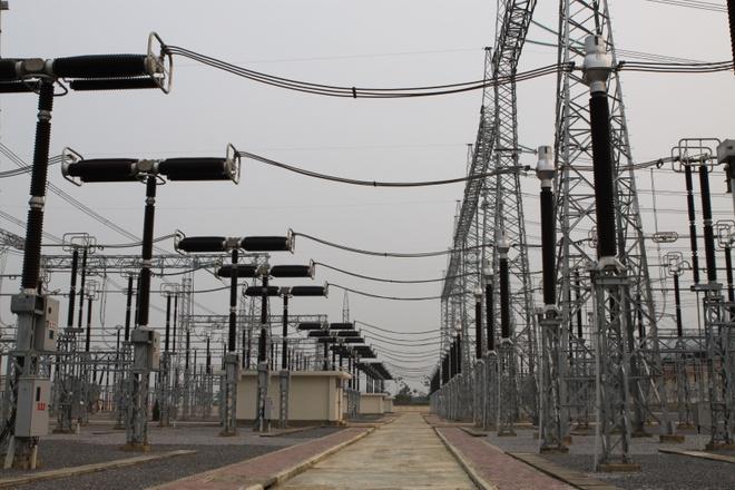 Luoi dien 500 kV - cong trinh quan trong lien quan an ninh quoc gia hinh anh