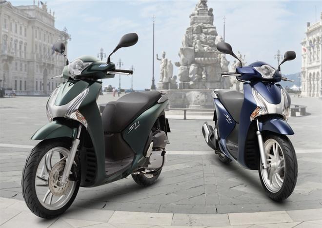 Cu 10 chiec xe may o Viet Nam, 7 chiec la Honda hinh anh