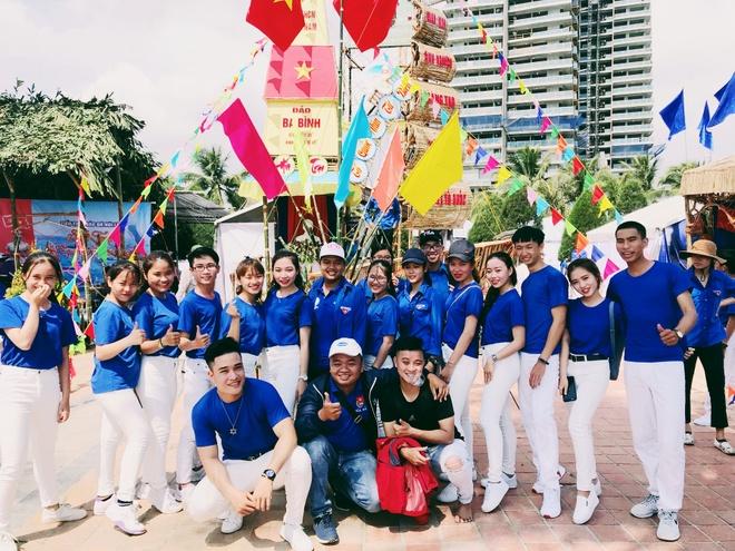 Doi flashmob quan doan Ngu Hanh Son se mo man dem DIFF 9/6 hinh anh 2