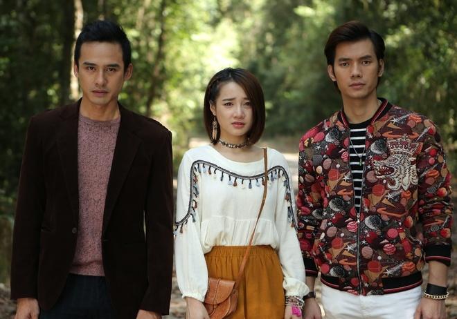 Nha Phuong vuong vao tinh tay ba trong 'Ngay ay minh da yeu' hinh anh