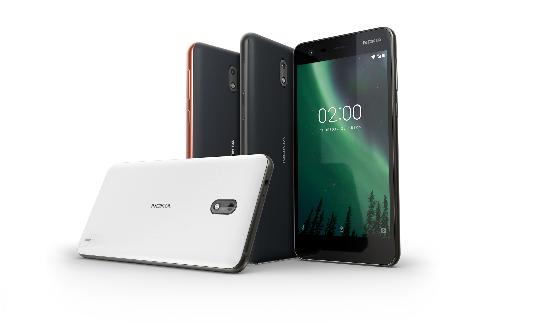 3 mau smartphone Nokia gia tot dip he hinh anh 1