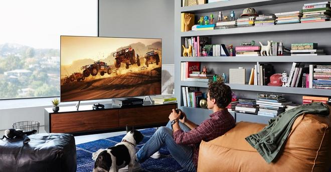 Lưu ý khi lựa chọn TV màn hình lớn cho game thủ
