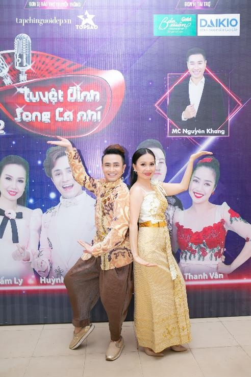 Dam Vinh Hung ngoi ghe nong 'Tuyet dinh song ca nhi' hinh anh 2