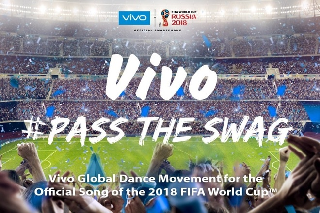 Huong ung World Cup cung dieu nhay #PassTheSwag hinh anh