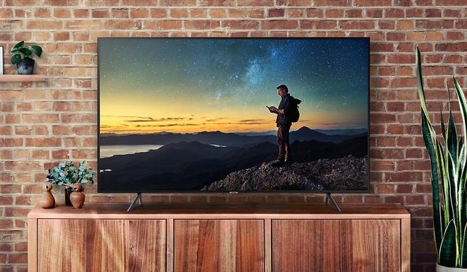 5 mẫu smart TV màn hình lớn đáng mua dịp World Cup