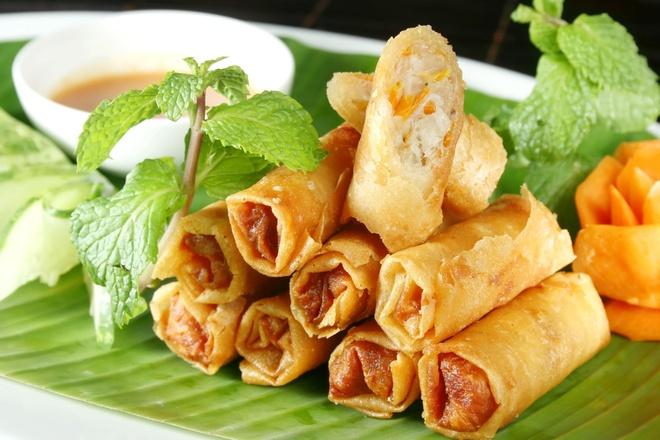 An thoa thich 120 mon A tai Hoang Yen Buffet The Garden Mall hinh anh 5