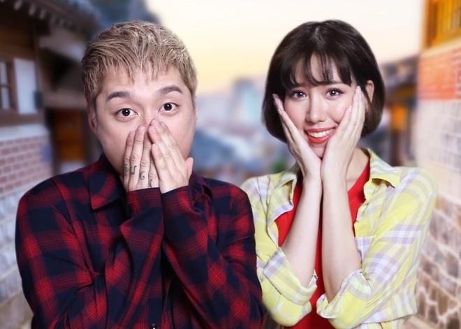 Min, Mr.A tai hop trong MV 'He phai bay' hinh anh