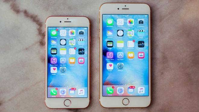 iPhone 6S, iPhone 7 Plus tiep tuc giam gia tai Di Dong Viet hinh anh 1