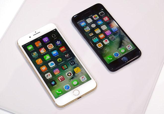 iPhone 6S, iPhone 7 Plus tiep tuc giam gia tai Di Dong Viet hinh anh